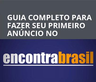 Como anunciar no Encontra Brasil : PASSO A PASSO